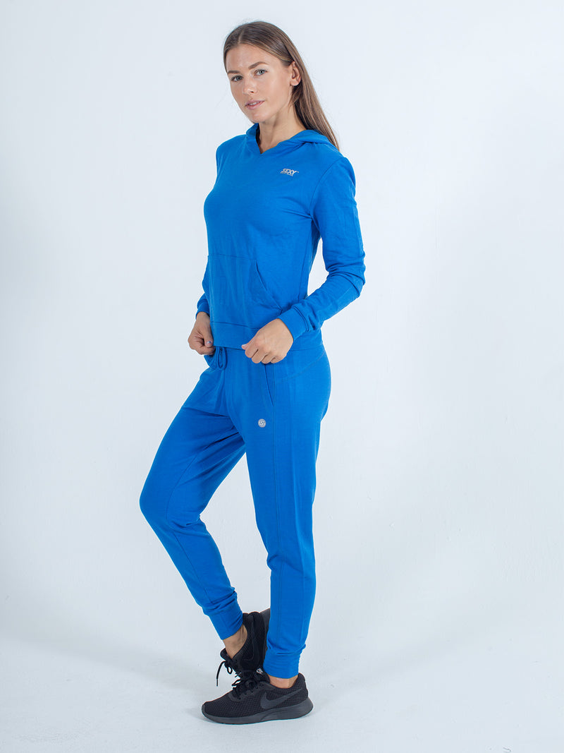 Softie Hoodie in Royal Blue