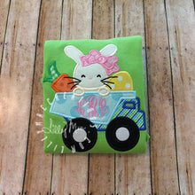 Load image into Gallery viewer, Bunny Dump Truck Design