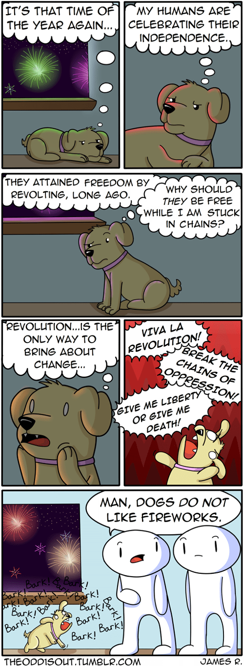 A Dog's Independence