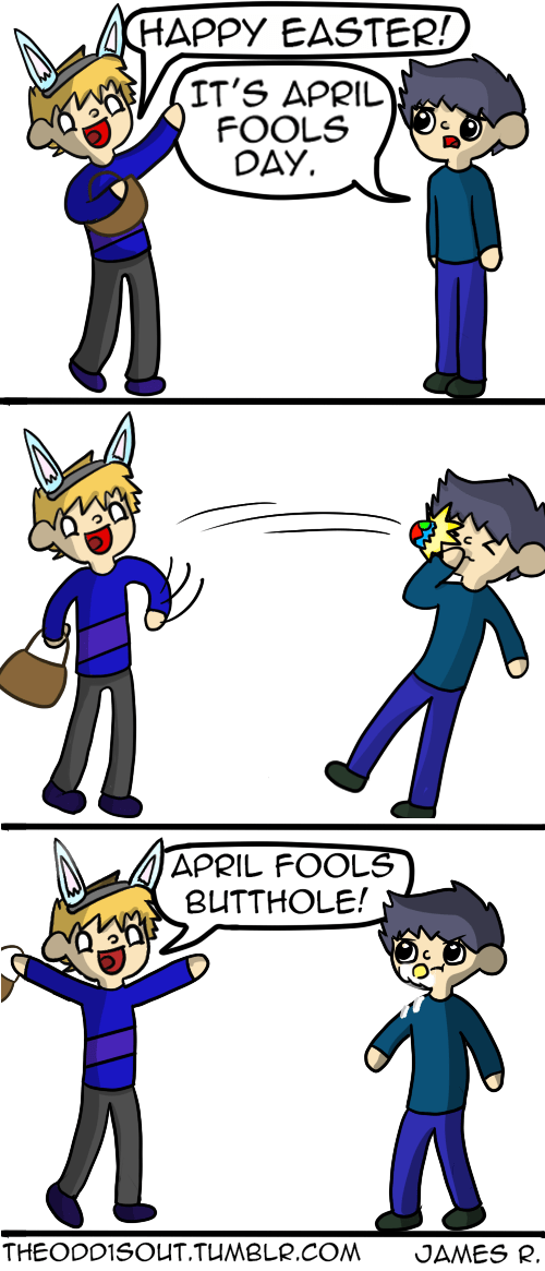 Easter Fools