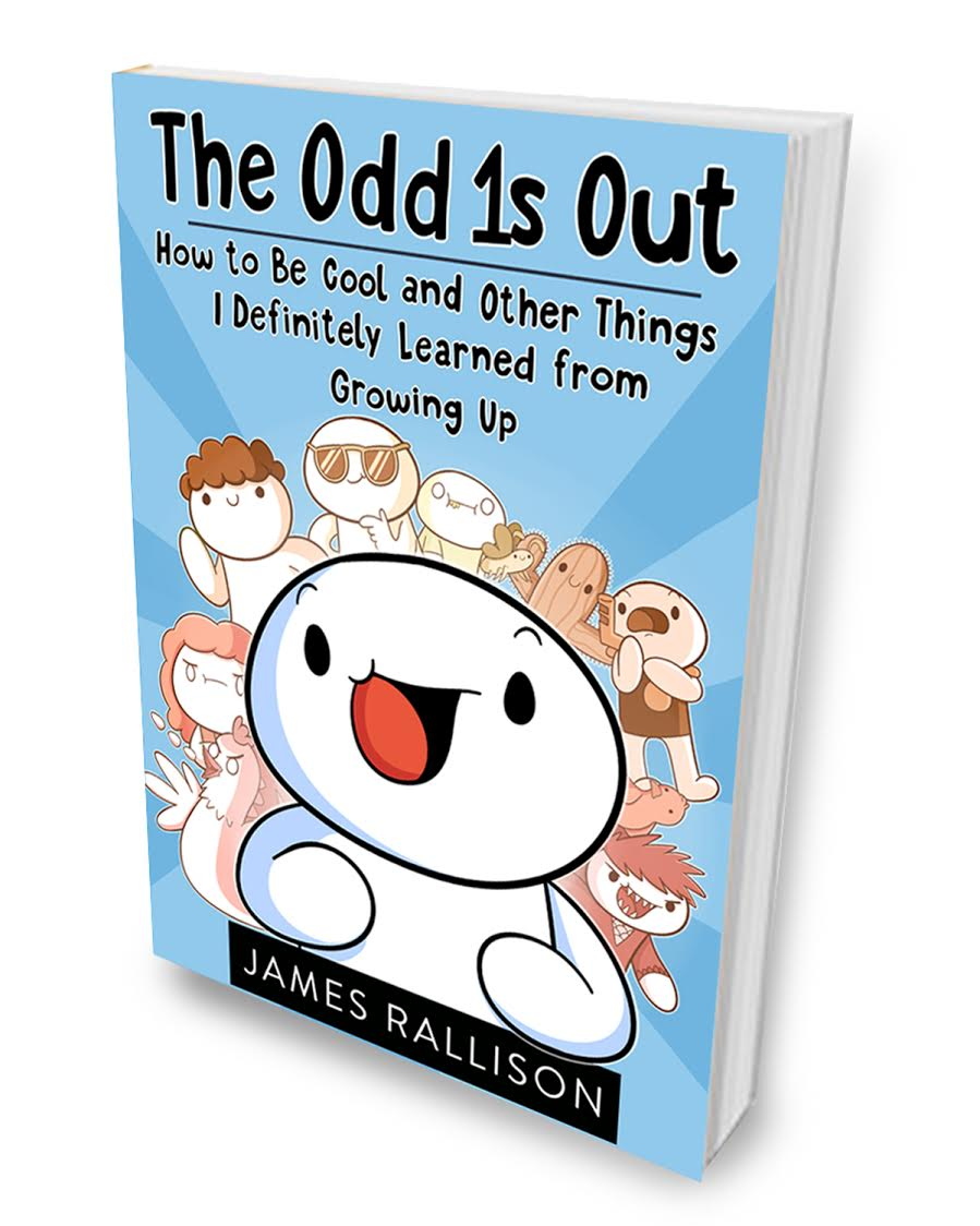 The Odd 1s Out Book (Non-Signed Paperback Copy)