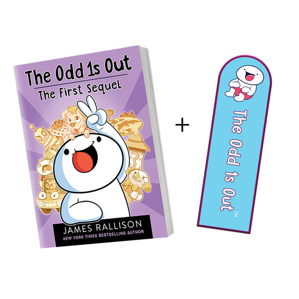 James' 2nd Book - The First Sequel (IN-STOCK) + Free Bookmark