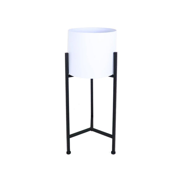 This is a product image of Blooming Free Standing Planter. It can be used as an Accessories.