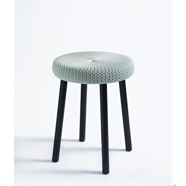 Cozy Stool Violet by Keter