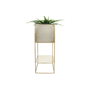 Dayo Brass Free Standing Planter - Accessories