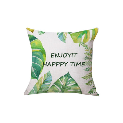 Enjoy It Happy Time Cushion