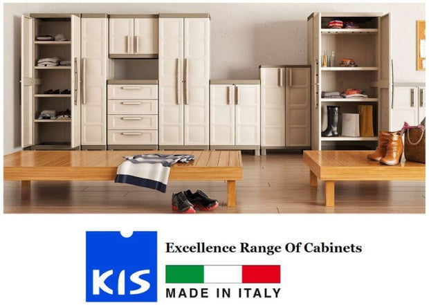 Excellence Base Cabinet by Kis - Assembly Included - Arena Living
