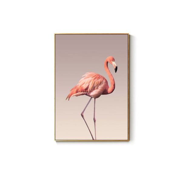 Great Pink - Wall Art Print with Frame - Accessories
