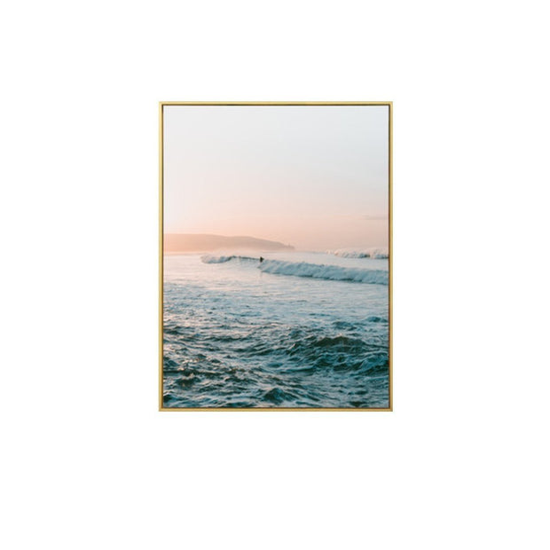 Idea of Paradise Wall Art Print with Frame