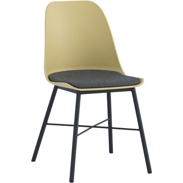 Laxmi Dining Chair Yellow Set of 2