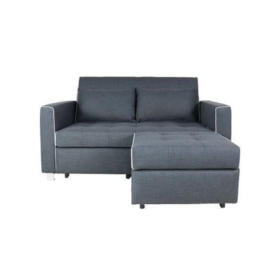Lottie Sofa Bed Grey