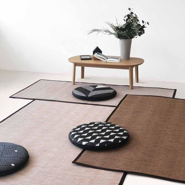 Natural Dark Outdoor Mat - Small Size - Accessories