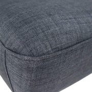 This is a product image of Orson 3 Seater Sofabed (Grey). It can be used as an.