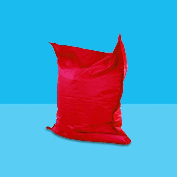 Poolside Bean Bag Red (Giant Size)