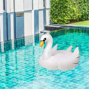 This is a product image of Swan Inflatable Pool Float. It can be used as an Home Accessories.