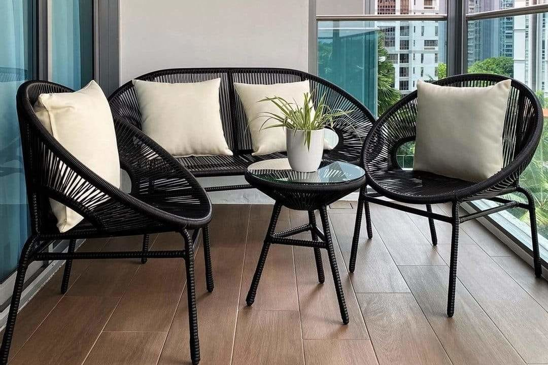 balcony furniture for outdoor