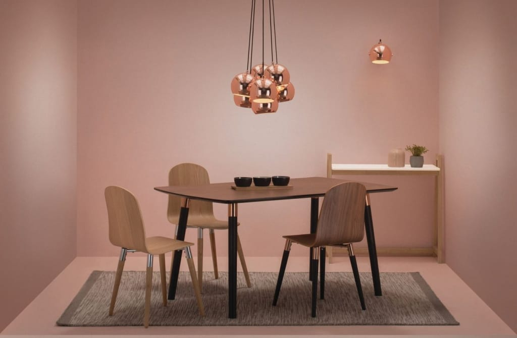 Dining Table lifestyle consept
