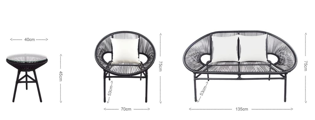 Furniture for Outdoor