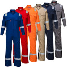 FLAME RESISTANT WEAR- COVERALLS- SHIRTS- PANTS-VESTS
