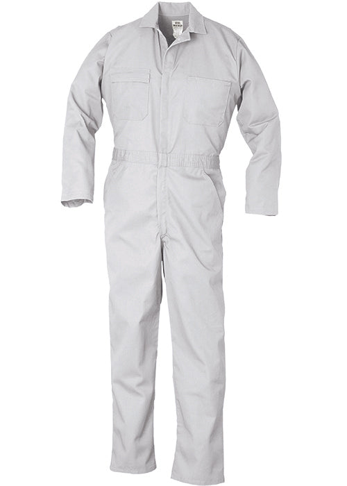INDUSTRIAL COVERALL UNLINED WHITE 520C2