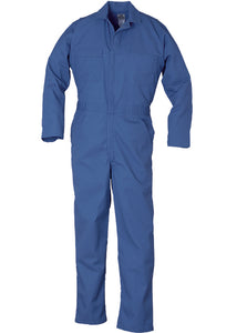 INDUSTRIAL COVERALL UNLINED POSTAL BLUE 542C2