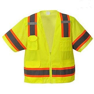 PORTWEST®  Aurora Sleeved Hi-Vis Vest US373