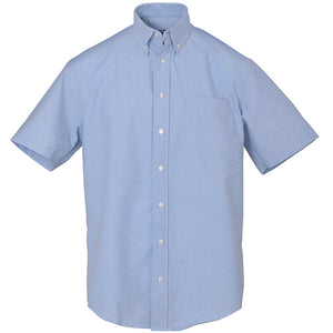 EXECUTIVE SHORT SLEEVE LT BLUE 60% COTTON / 40%  POLYESTER 923