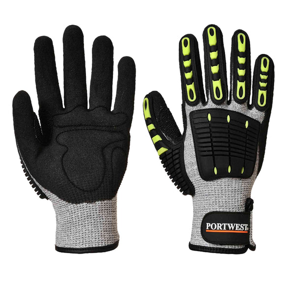 ANTI IMPACT CUT RESISTANT GLOVE A722