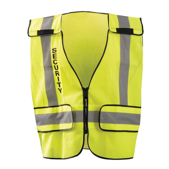 ALL Mesh Vest DOR Treated SECURITY LUX-PSSE-DOR