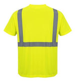 PORTWEST® HI-VIS Pocket T-Shirt S190