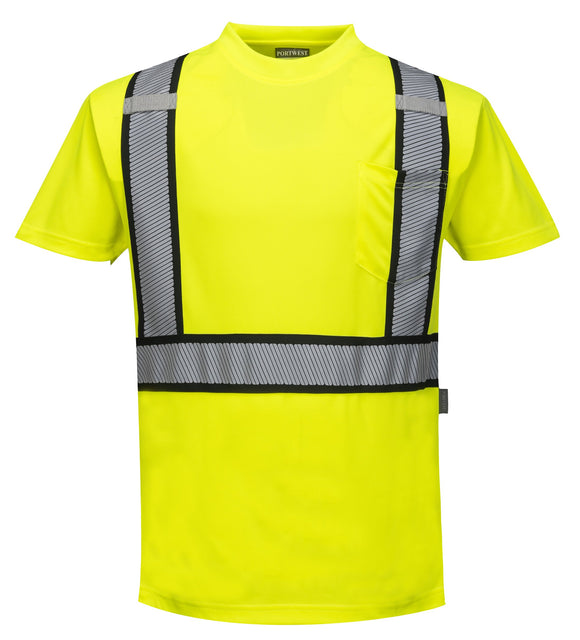 PORTWEST® Short Sleeved T-Shirt S395
