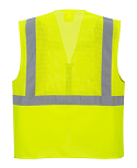PORTWEST®  Madrid Executive Hi-Vis Vest UC496