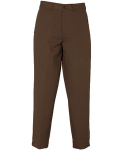 CONVENTIONAL STYLE PANTS CHOCOLATE 457P
