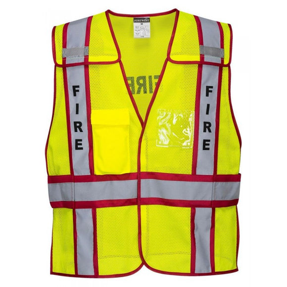 FIRE PUBLIC SAFETY VEST US387