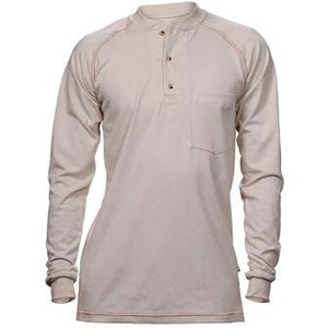 Reed FR Henley Cotton Jersey Shirt SH58RFR6