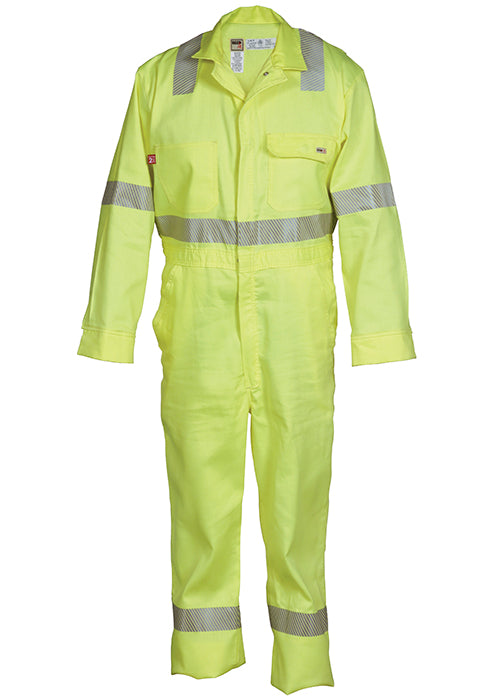 Reed FR Hi-Visibility Coverall CLASS 3 HV3CFU7