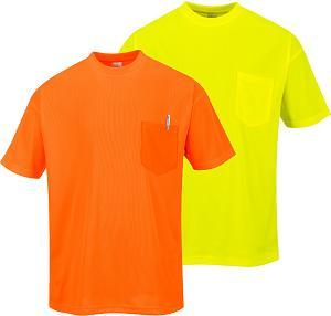 Non Ansi Pocket T-Shirt S578