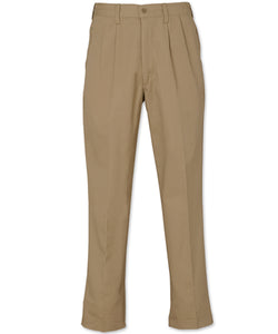 REEDFLEX® PLEATED WORK PANTS - Khaki 758P