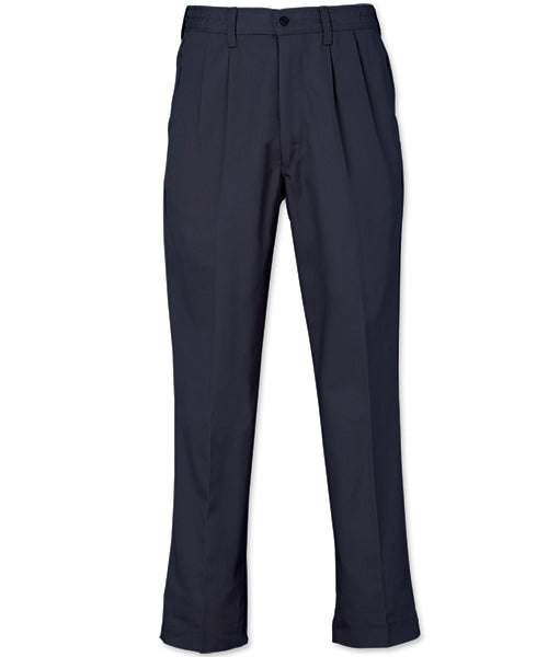 REEDFLEX® PLEATED WORK PANTS - Navy 741P
