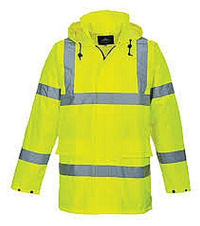 HI VIZ LITE TRAFFIC JACKET US160