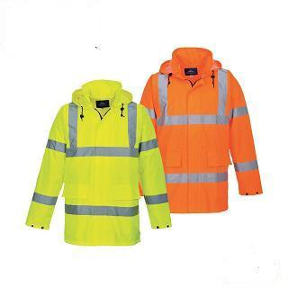 Hi-Vis Lite Traffic Jacket UH440