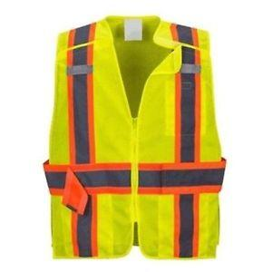 PORTWEST®  Expandable Mesh Break-Away Vest US385