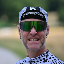 Laden Sie das Bild in den Galerie-Viewer, #fratzengeballer Cycling Cap