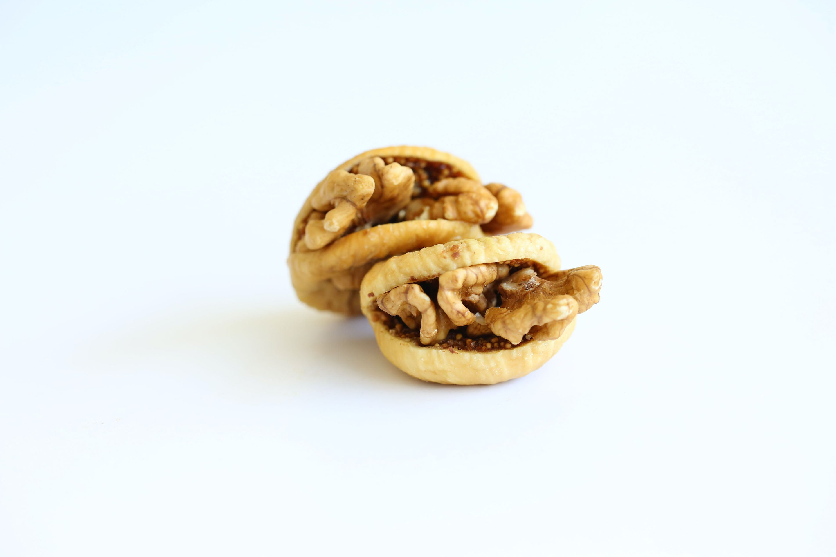 Dried Figs filled with Walnuts