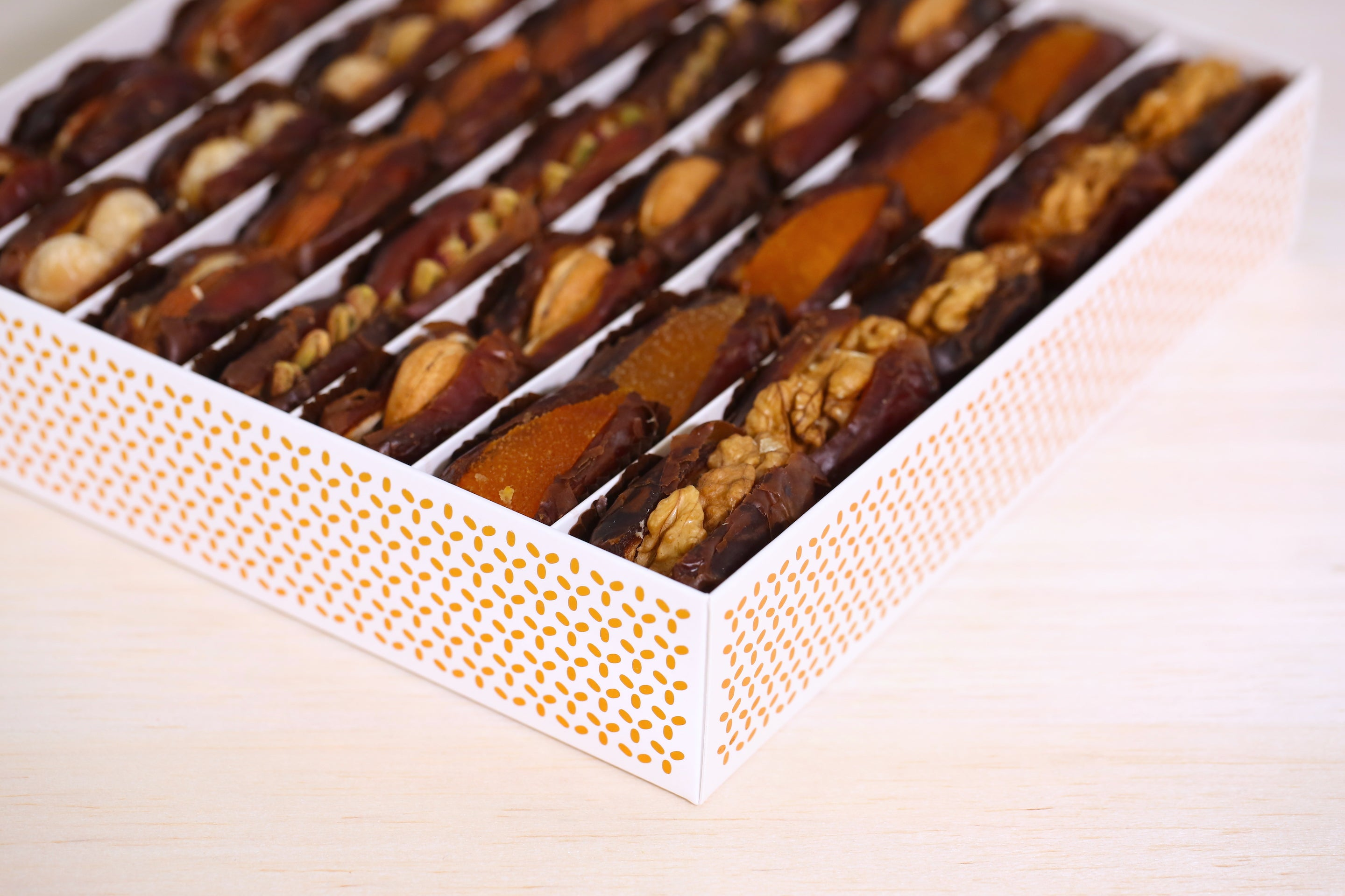 Assorted Premium Filled Dates