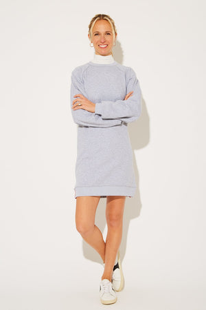 Seine Sweatshirt Dress
