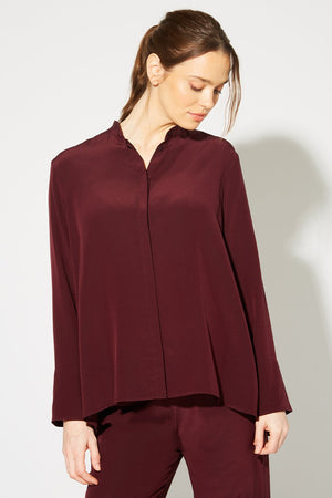 Eva Washable Silk Blouse Thumbnail