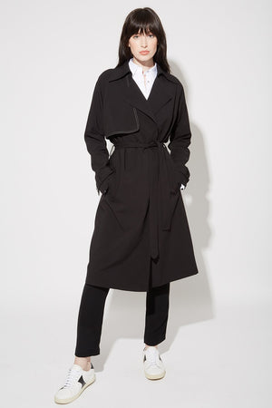 Hudson Street Trench Coat Thumbnail