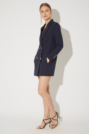 Florence Blazer Dress Thumbnail