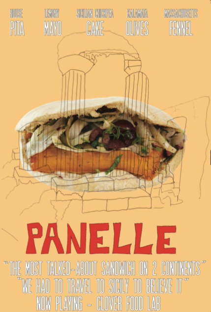 Panelle Poster
